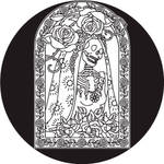 Rosco Day of the Dead Glass Gobo #82822 Bride (Size B)