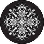 Rosco Paisley 8 B/W Breakup Glass Gobo (A Size)