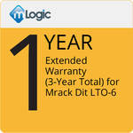 mLogic 1-Year Extended Warranty for mRack DIT LTO 6 (3-Year Total)
