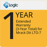 mLogic 1-Year Extended Warranty for mRack DIT LTO 7 (3-Year Total)