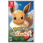 Nintendo Pokémon: Let's Go, Eevee! (Nintendo Switch)
