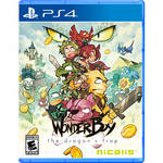 Sega Wonder Boy: The Dragon's Trap (PS4)
