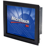 "3M C1500SS MicroTouch 15"" USB LCD Touch Screen Slimline Bezel Monitor"