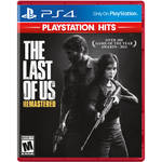 Sony PlayStation Hits: The Last of Us Remastered (PS4)