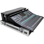 ProX Flight Case with Doghouse and Wheels for Allen & Heath SQ6 Console