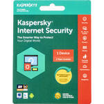 Kaspersky Internet Security 2018 (1 Device, Key Card)