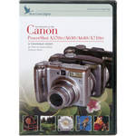 Blue Crane Digital DVD: Training DVD for the Canon A570is/A620/A630/A640/A710is
