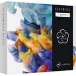 iZotope Elements Suite - Software Bundle Including Nectar, Neutron, Ozone & RX Elements (Download)