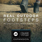 Tovusound Real Outdoor Footsteps - EUS Expansion II for Edward Ultimate SUITE (Download)