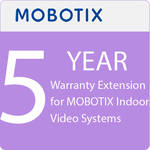 MOBOTIX 5-Year Warranty Extension for MOBOTIX Indoor Video Systems