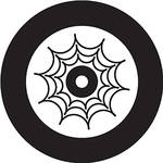 Rosco Spider Web Crop Circle B/W Rotating Glass Gobo (A Size)