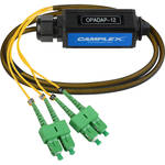Camplex OPADAP-12 opticalCON QUAD APC to Four SC/APC Breakout Adapter (Singlemode)
