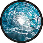 Rosco Ice Swirl Rotating Color Glass Gobo (B Size)