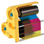 IDP WISE CXD80 YMCKUV Ink Ribbon Roll (750 Images/Roll)