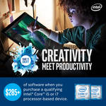 Intel Adobe Creative Bundle
