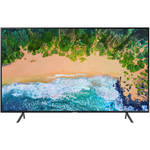 "Samsung NU7100 Series 49""-Class HDR UHD Multi-System Smart LED TV"