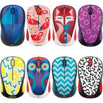 Logitech M317C Mouse Color Collection