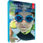Adobe Photoshop Elements 2019 (DVD/Download Code, Mac and Windows)