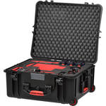 HPRC 2700W Wheeled Hard Case for RED RAVEN & Accessories