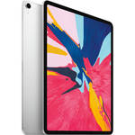 "Apple 12.9"" iPad Pro (Late 2018, 512GB, Wi-Fi + 4G LTE, Silver)"