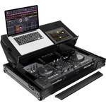 Odyssey Innovative Designs Black Label Pioneer XDJ-RR DJ Controller Producer Glide Style Case with Angled Glide Platform