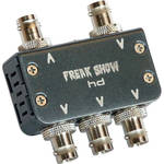 Freakshow HD 4K 12G-SDI Microsplit DA With Standard Freakshow Power Connector