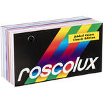 "Rosco Roscolux Designer Color Selector Swatchbook (3 x 6"")"