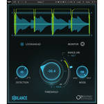 Waves Sibilance - Vocal De-Esser Software for Pro Audio Applications (Download)