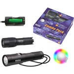 Bigblue Combo Pack: AL450 Wide & AL1200NP-II Dive Lights with Rainbow Clip