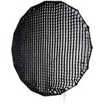 "FotodioX EZ-Pro Foldable Beauty Dish Softbox Combo with 50-Degree Grid for Multiblitz Profilux Flash Heads (56"")"