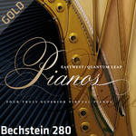 EastWest Quantum Leap Pianos Bechstein 280 Gold Edition - Virtual Instrument (Download)