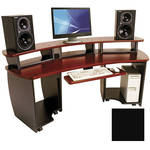 Omnirax Omnidesk Audio / Video Editing Desk (Black)