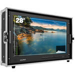 "Lilliput BM280-4KS-VBP 28"" 4K HDMI Carry-On Broadcast Monitor with SDI, HDR and 3D Luts"