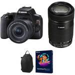 Compare Nikon D3500 vs Nikon D5600 vs Canon Rebel SL3 | B&H