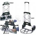 Wesco Superlite Folding Handtruck