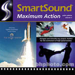 SmartSound Maximum Action (44k) - Audio Palette Volume 3