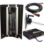 Kino Flo 2.0' Double Select System 1 Light Kit (120V)