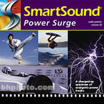 SmartSound Power Surge (44k) - Audio Palette Volume 33