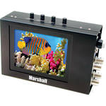 "Marshall Electronics V-LCD4PROL 4"" Camera Mountable LCD Monitor with Metal Housing"