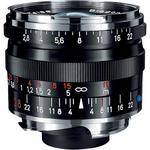 Zeiss 28mm f/2.8 ZM Lens - Black