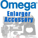 "Omega 3.25"" x 4.25"" D-size Mask Set for D5500 Enlargers"