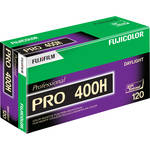 Fujifilm Pro 400H 120 Fujicolor Professional Color Negative (Print) Film (ISO 400)