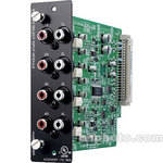 Toa Electronics D-936R - 4-Input Stereo RCA Module for Digital Mixers