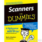 Wiley Publications Book/CD: Scanners For Dummies, 2nd Edition