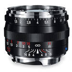 Zeiss 50mm f/1.5 ZM Lens - Black