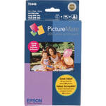 "Epson T5846 PictureMate 200-Series Glossy Print Pack - Makes 150 4x6"" Prints"