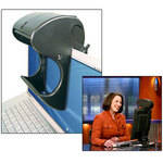 Bodelin Technologies SE2E-N See Eye 2 Eye - Eye Contact Device for Laptop Webcams