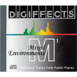 Sound Ideas Sample CD: Digiffects Mixed Environments SFX - Ambience Tracks from Public Places (Disc M01)