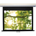 "Vutec 01-HD3065-116MW HD III Deluxe Manual Front Projection Screen (65 x 116"")"