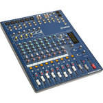 Yamaha MG124 CX 12 Channel 4-Bus Rack-mountable Mixer